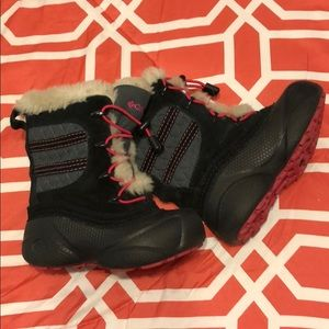 Columbia Girls Snow Boots